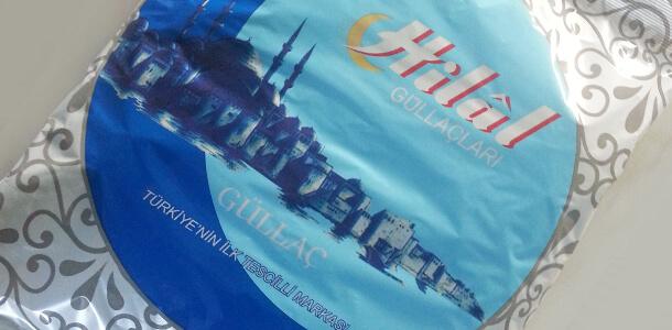 Türkiye'nin ilk tescilli güllaç markası